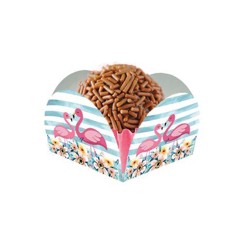 Embalagem-forminha-para-docinho-4-petalas---Flamingo---50-unidades