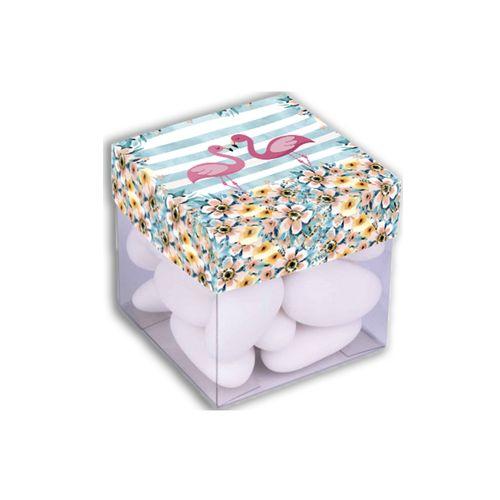 Embalagem-Caixa-Acetato---Flamingo---10-unidades