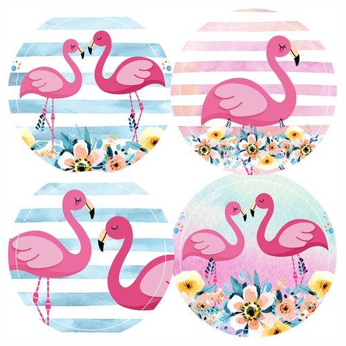 Adesivo-decorativo-para-festa-50cm---Flamingo---20-unidades