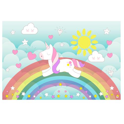 Painel-para-Decoracao-de-Festa---Unicornio---1-unidade-4-folhas