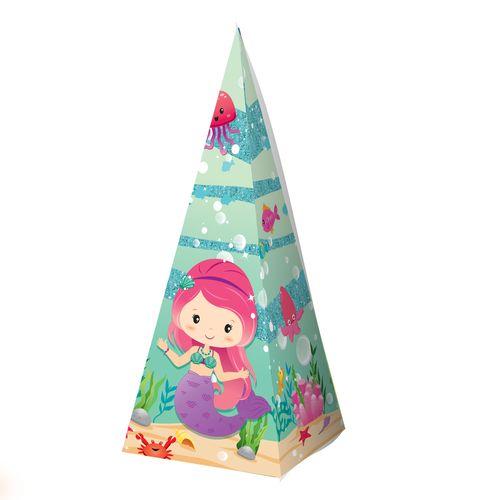 Embalagem-Caixa-Piramide---Sereia---10-unidades