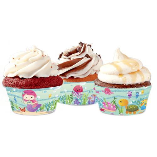 Cinta-para-Cupcake---Sereia---10-unidades