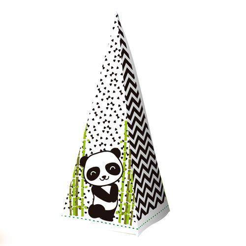 Embalagem-Caixa-Piramide---Panda---10-unidades