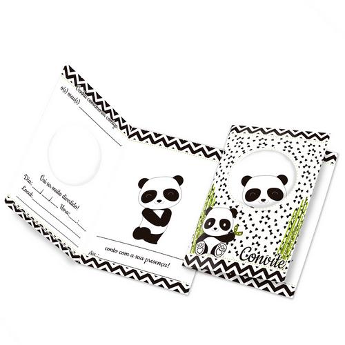 Convite-para-festa---Panda---10-unidades