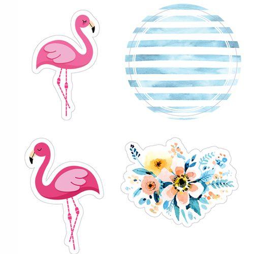 Aplique-3d-para-festa---Flamingo----10-unidades