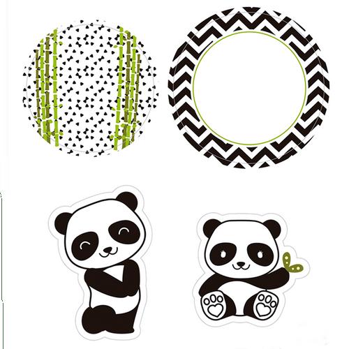 Aplique-3d-para-festa---Panda----10-unidades