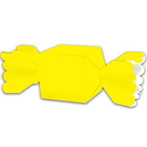 Caixa-bala-Colors---Amarelo---10-unidades