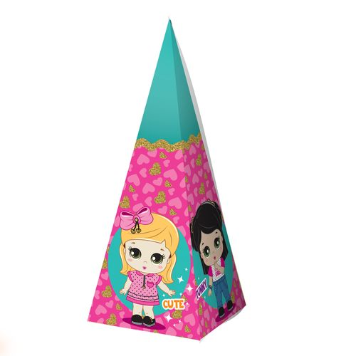 Embalagem-Caixa-Piramide---Bonequinha---10-unidades