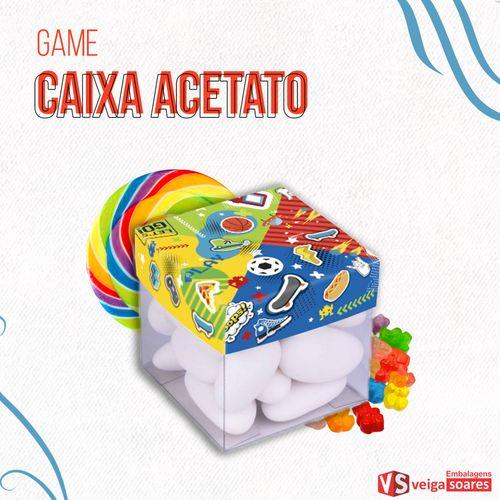 Embalagem-Caixa-De-Acetato-Festa-Games-pacote-com-10-unidades