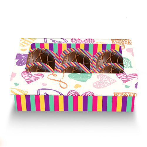 Embalagem-Caixa-de-Bombom-06-forminhas----For-Girl---com-visor-de-acetato---10-unidades