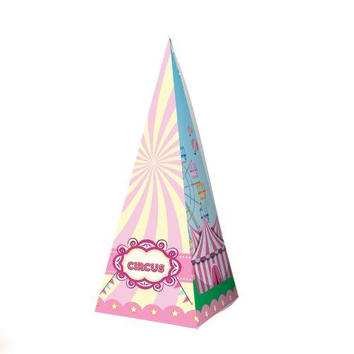 Embalagem-Caixa-Piramide---Circo-Rosa---10-unidades