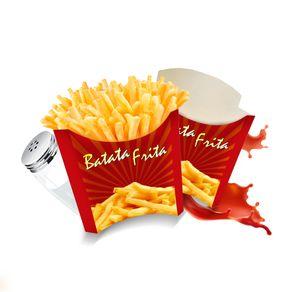 Embalagem-Caixa-Batata-Frita---Pequena-Vermelha---50-unidades