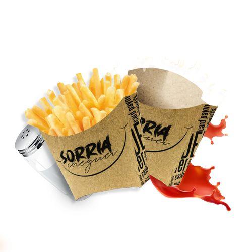 Embalagem-Caixa-Batata-Frita---Pequena-Sorria-Kraft---50-unidades