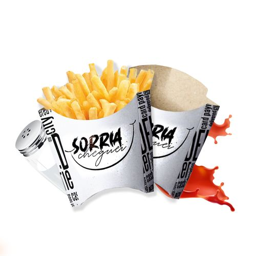Embalagem-Caixa-Batata-Frita---Media-Sorria-Branca---50-unidades