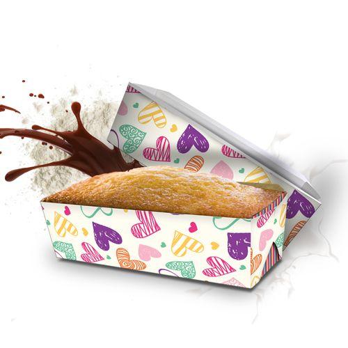 Embalagem-Caixa-para-Mini-Bolo-Ingles-Forneavel---For-Girl---50-unidades