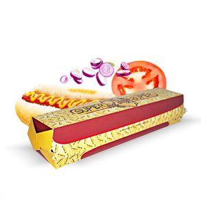 Embalagem-Caixa-Cachorro-Quente-Fechado---30cm---Mod-1---50-unidades