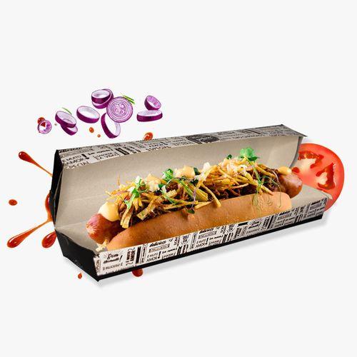 Embalagem-Caixa-Cachorro-Quente-Fechado---30cm---Mod-2---50-unidades