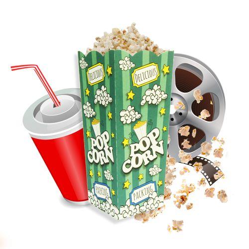 Embalagem-Caixa-Pipoca-Verde---Tamanho-5---50-unidades